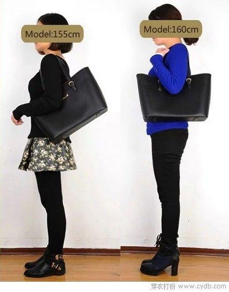 需要一只大包包将安全感带上