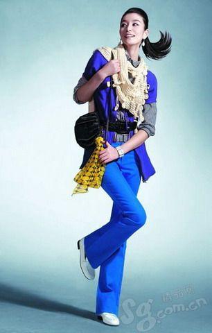 混搭方显时尚 个性新风尚服装混搭方式